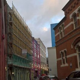 Gibb Street, Digbeth, Birmingham