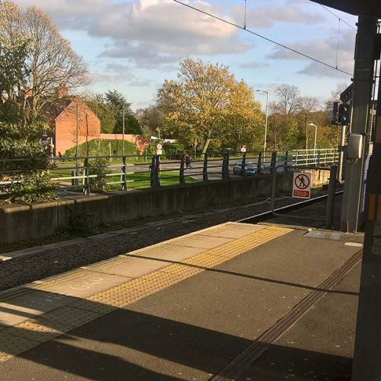Nuneaton Train Station